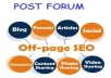 I can do 35 back links for your website