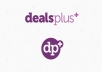 I will post a dealsplus deal within 24 hours