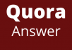 Promote your website by the 5 high quality Quora Answer