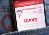 Guaranteed traffic 12 high quality Quora answer for your website