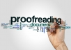 proofread 1000 words of any document