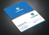 I will do Professional Business Card design within 2 hours.
