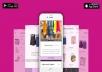 I will ios app developer iphone app android mobile app development