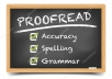 I will provide professional proofreading and editing to your manuscript