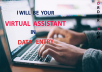 I will do Word Excel Power point data entry jobs fast & quakily