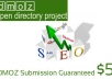 I will submit Your Website to DMOZ
