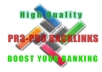 Amazing GOOGLE ALGORITM GET DOWN LINK Building from PR3 PR7 Cheap BOOST YOURS RANKING GOOGLE