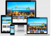 TRAVEL WEBSITE, HOTEL, FLIGHTS, CARS, FREE HOSTING, INSTALL