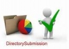 50+ DIRECTORY SUBMISSION BY WHITE HAT SEO ONLY