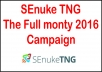 SEnuke TNG -The Full monty 2016-Campaign