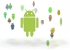 I will make an android app version of your website and put it in Google play market