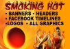 create a high quality website header or banner