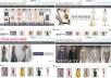 Clothing AdSense Dropship Website For Sale No Inventory
