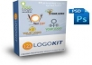 provide 123 Logo Kit