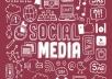 3,000 PR9 Social Signals from the No.1 Social Media website