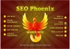 I will do high pr Backlink Pyramid , SEO Phoenix