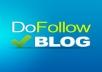 I will publish Guest article/Press Release on DA 81 do follow site
