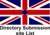 I will give you 150 UK directory submission websites