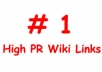 help in increasing Your SERP Rankings with 750 The best Contextual links and pinged