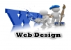 Designing and developing professional website