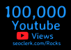 100,000+ Fast and Safe High Retention youtube views and 100 Likes