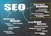 I will create 25+ Authority Web2 Blog, Manual SEO Link Wheel