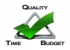High quality articles and quick turnaround guaranteed