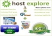 Unlimited Blog Hosting with cPanel, Softaculous, Free... for $6