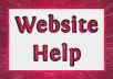 I will fix website errors