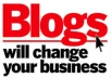 Create proffesional blog for your website / personal / company / organization with free SEO