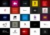 Design you a Professional and Creative Logo