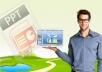 I will Create Business SlideShare Presentation