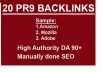 I will rank your website top in the Google with best SEO