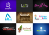 Create a professional vector logo design with unlimited concepts & revisions