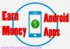 Earn Money From Your Android Apps