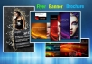 Design creative eye catching Flyers and Brochures