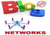 I will create 50 blog posts on a private blog network in 24 hours