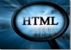 I will solve issue related to HTML, JavaScript, Css a... for $25