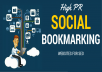 30 Top Authority Social Bookmarks