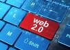 Top 10 Web 2.0 Buffer Blog with Unique Content