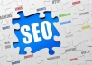 Advanced Manual SEO Audit Report & Competitor Analysis Report + List of Important Action Items