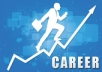 write and guest post at Career job related pr 1 blog..