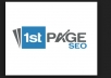 Google Seo Top 1 Ranking with Our Professional SEO Service