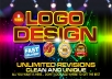 In 10 HRS Design 4 Difference PROFESSIONAL  LOGO OR BANNER