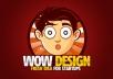I will design a SUPERB logo design