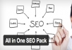 ALL IN ONE..BEST SEO MONSTER PACKAGE