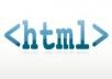HTML/CSS/JS wapsite