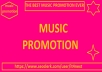 Get usa user based music promotion 50 comments + 50 likes + 50 reposts