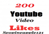 101+ Youtube Likes Or 25 Custom Comment 12-24 hours in complete