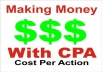 i Will Show You How To Make Unlimited Money in CPA